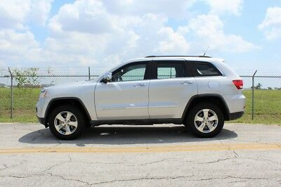 2011 Jeep Grand Cherokee Limited Armored 2011 Jeep Grand Cherokee Limited Armored 45,000 Miles Silver SUV 8 Cylinders Aut
