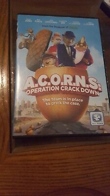 A.C.O.R.N.S: Operation Crack Down [New DVD] Widescreen