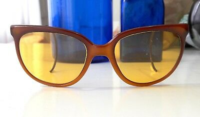 263a8ed364 closeout vintage ray ban cats 8000 glacier sunglasses side shield leathers mirror  aviator 2986c a15d4; promo code for germany ray ban ambermatic 1980 bl ...