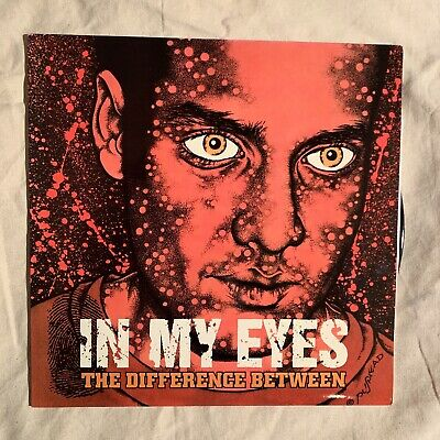 """IN MY EYES - """"The Difference Between"""" LP"""