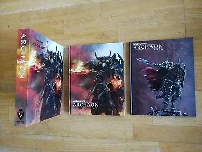 Warhammer The End Times Archaon Hardcover