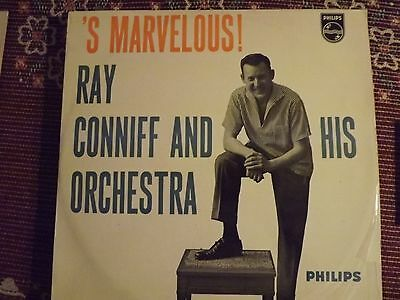 Ray Conniff  Marvelous LP