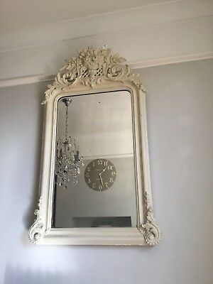 Beautiful French antique Mirror - Louis xv style - Free Delivery!