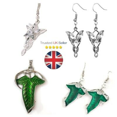 ba9ac8871c7 ARWEN EVENSTAR STERLING Silver Pendant Lord of the Rings Noble ...