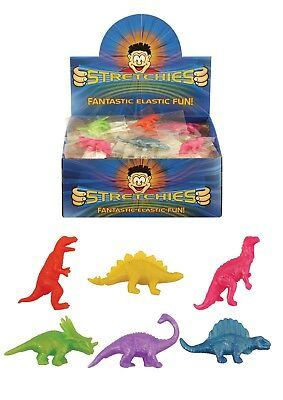 STRETCHY SNAKE BIRTHDAY Party Loot Bag Fillers Kids Toy Pinata