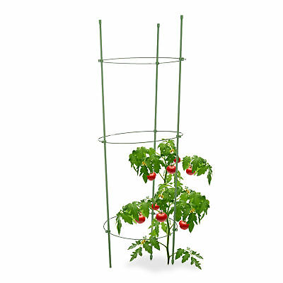 Tomato Growing Support Set of 2, Planting Trellis for Climbing Plants