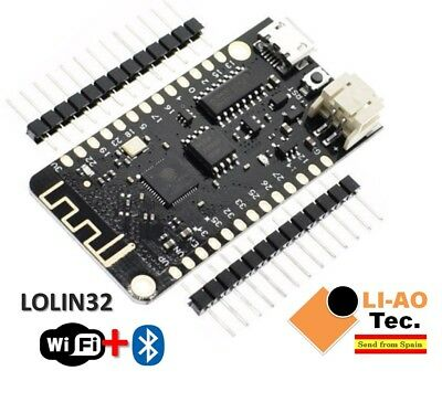 LOLIN32 WiFi Bluetooth Development Board ESP-32 ESP32 CH340 CH340G MicroPython