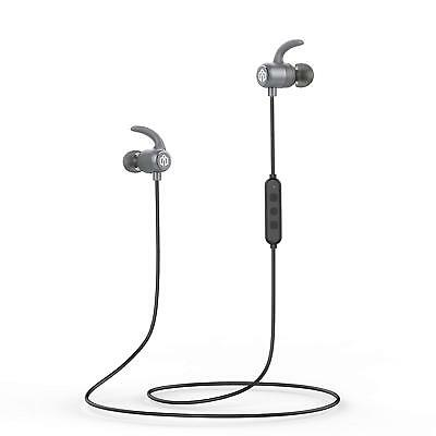 iClever Bluetooth Headphones, Wireless Earbuds with Stereo Music, 10 HOURS Pl...