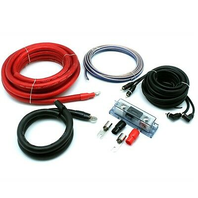 Wirin Kit Cavi Connects2 Pro-0 Pro-Zero 50 Mm Competizioni Amplificatore Spl Car