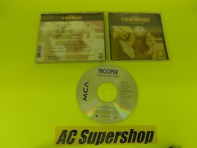 Trooper two for the show - CD Compact Disc