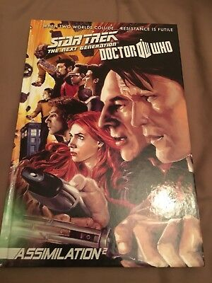 Star Trek: The Next Generation / Doctor Who: Assimilation ... by Purcell, Gordon