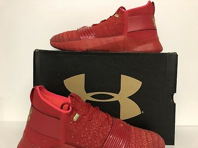 MEN S UNDER ARMOUR C1N Casual Shoes Hometown Red 3000233 600 ... 181c301d8d67