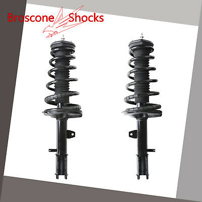 For 2001 2002 2003 Toyota Highlander Rear Pair Complete Shocks Strut Assembly