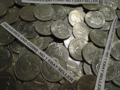 3 Ike Dollars-Rare Valuable 3 Piece Lot- Below Wholesale