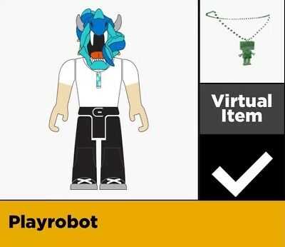 Playrobot Virtual Code - ROBLOX Virtual Game Code Only