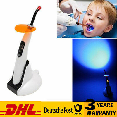 5W Dental Curing Light Lamp lámpara fotocurado Woodpecker Style LED lámpar