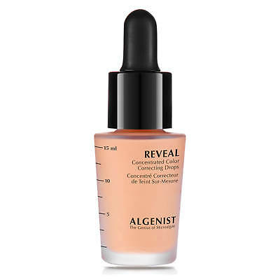 ALGENIST Color Correcting Drops 15ml NIB APRICOT concentrated