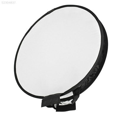 9B45 40cm Studio Soft Screen Softbox Photography Pop-Up Flash Diffuser For Camer