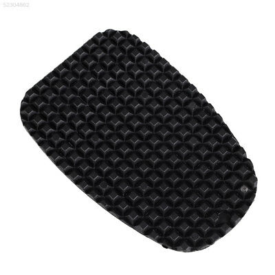 F290 Motorcycle Side Kickstand Non-Slip Plate Base Parking Stand Plastic Pad Bla