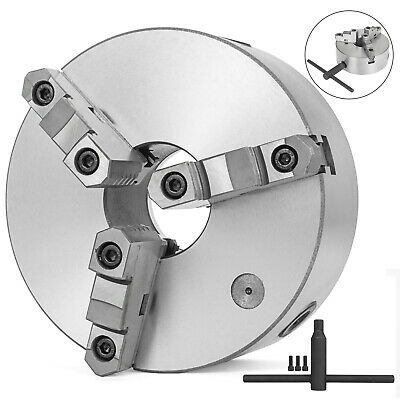 """8"""" ( 8 Inch) 3 Jaw Self Centering Lathe Chuck Front Mount in Prime Quality NEW"""