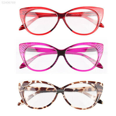 93b7045744 9190 Sexy Women Fashion Eyeglasses Frame Fashion Cat Eye Clear Lens Ladies  Eye