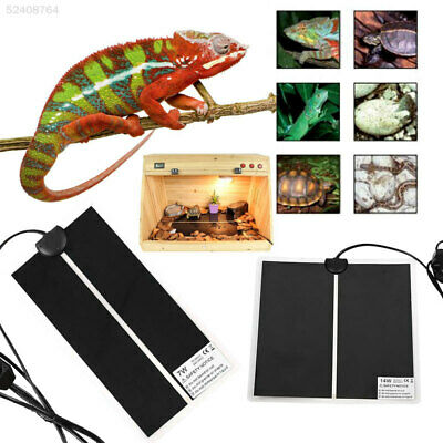 3DEC Pet Heat Mat For Reptile Brooder Incubator Heating Pad Brew EU/US 5/7/14/20