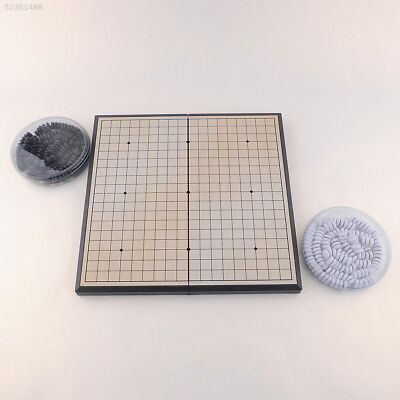 07C7 HOT Quality Game of Go Go Board Game WeiQi Baduk Full Set 18x18 Study Size