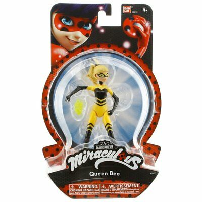 Bandai Zag Heroez Miraculous Queen Bee 15cm Action FIgure