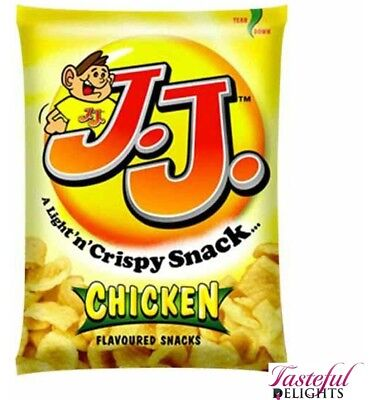 Jj Chicken Snacks 20g x 30