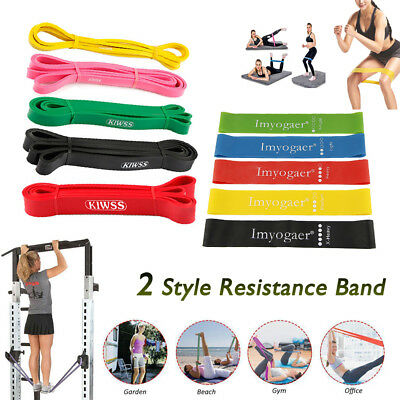 Proworks Resistance Bands Heavy Duty Exercise Fitness Loop Set for Gym Stretch