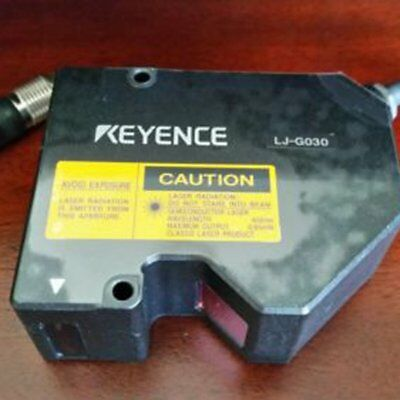 1Pc Used Keyence laser displacement sensor head LJ-G030 In Good Condition #PA