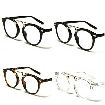 New Mens Womens Funky Round Reading Glasses