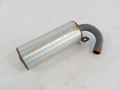 Peugeot Jet Force 50 C-Tech Muffler Exhaust Muffler