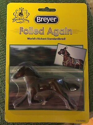 Breyer Stablemate FOILED AGAIN