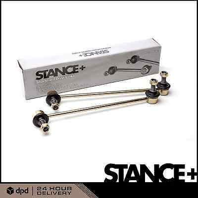 Stance+ Short/Shortened Front Drop Links (VW Golf MK5) 300mm (M12x1.5) DL71