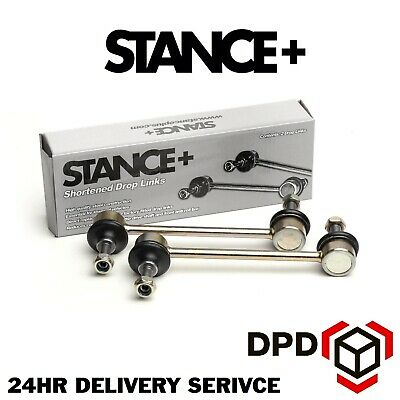 Stance+ Short/Shortened Front Drop Links (Skoda Fabia 6Y) 160mm (M10x1.5) DL18