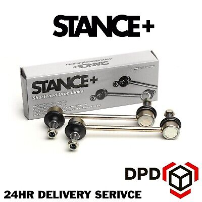 Stance+ Short/Shortened Front Drop Links (VW Polo 9N3) 160mm (M10x1.5) DL112