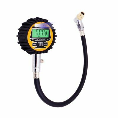 Digital Air Tire Pressure Inflator Gauge for Car Motor Tire Pressure Tester EC