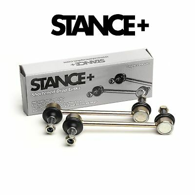 Stance+ Short/Shortened Front Drop Links (Vauxhall Corsa D) 240mm (M10x1.5)DL41