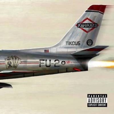 EMINEM KAMIKAZE CD (Released September 2018)