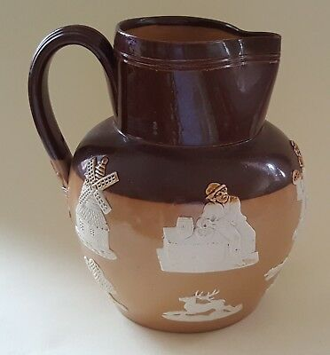 dating doulton lambeth stoneware