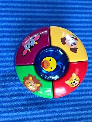 Baby Einstein Discover & Play Exersaucer Animal Sounds Toy Replacement Part