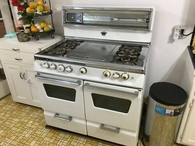 Gaffers Sattler Antique 1940 S Gas Stove Local Pickup Only 90245