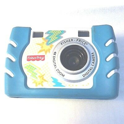 fisher price kid tough see yourself camera video 4x zoom take 1300 rh picclick com