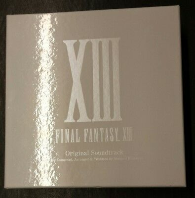 Final Fantasy XIII Original Sound Track Limited Edition CD