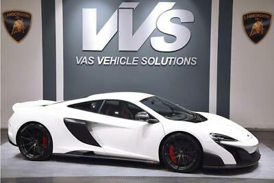 Mclaren 675Lt 3.8 V8 Ssg Sports HIGH SPEC