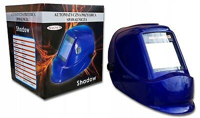 Magnum Turbo Blue SHADOW Auto Darkening Welding Helmet Mask Grinding