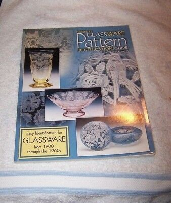Florence's Glassware Pattern Identification Guide Vol. 2  Gene Florence