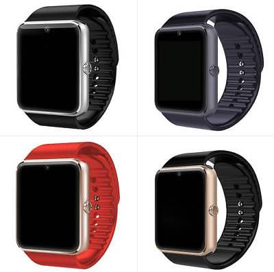 New GT08 Bluetooth Smart Watch Phone with SIM Card Slot for Android & iOS
