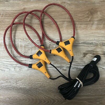 Fluke FS17X5-TF 4-Phase Thin Flexible AC Current Clamps PQ24